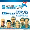 Happy National Staffing Employee Week
